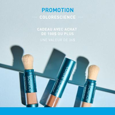 Promotion Colorescience